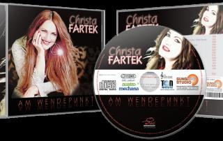 Christa Fartek-Pop-Country und Schlagersängerin
